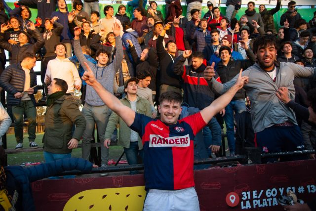 Guillermo Lawrie «Donde esté voy a representar al club»