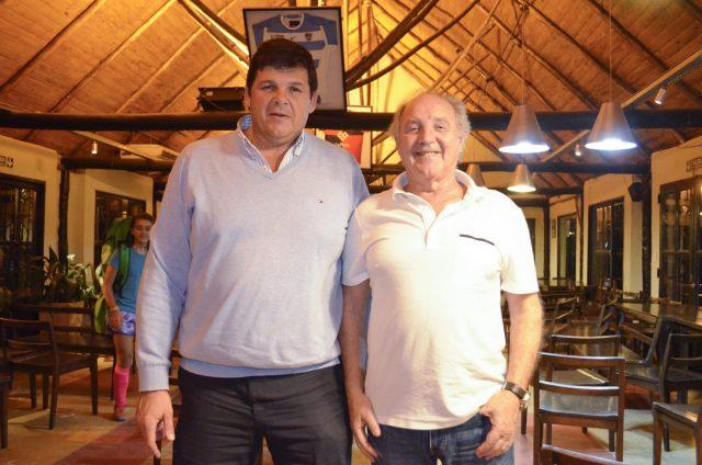 Marcelo Campodónico es el nuevo presidente del Club